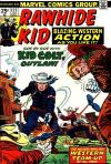 Rawhide Kid #121 comic books - cover scans photos Rawhide Kid #121 comic books - covers, picture gallery