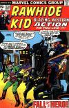 Rawhide Kid #128 Comic Books - Covers, Scans, Photos  in Rawhide Kid Comic Books - Covers, Scans, Gallery