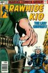 Rawhide Kid #137 comic books - cover scans photos Rawhide Kid #137 comic books - covers, picture gallery