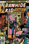 Rawhide Kid #139 comic books - cover scans photos Rawhide Kid #139 comic books - covers, picture gallery