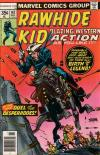 Rawhide Kid #142 comic books - cover scans photos Rawhide Kid #142 comic books - covers, picture gallery