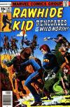 Rawhide Kid #147 comic books - cover scans photos Rawhide Kid #147 comic books - covers, picture gallery