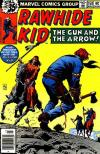 Rawhide Kid #150 comic books - cover scans photos Rawhide Kid #150 comic books - covers, picture gallery
