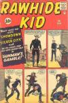 Rawhide Kid #24 Comic Books - Covers, Scans, Photos  in Rawhide Kid Comic Books - Covers, Scans, Gallery
