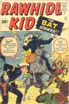Rawhide Kid #25 comic books - cover scans photos Rawhide Kid #25 comic books - covers, picture gallery
