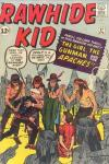 Rawhide Kid #27 Comic Books - Covers, Scans, Photos  in Rawhide Kid Comic Books - Covers, Scans, Gallery