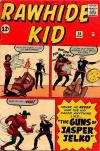 Rawhide Kid #28 Comic Books - Covers, Scans, Photos  in Rawhide Kid Comic Books - Covers, Scans, Gallery