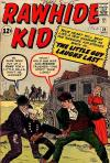 Rawhide Kid #29 Comic Books - Covers, Scans, Photos  in Rawhide Kid Comic Books - Covers, Scans, Gallery