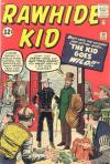 Rawhide Kid #30 Comic Books - Covers, Scans, Photos  in Rawhide Kid Comic Books - Covers, Scans, Gallery