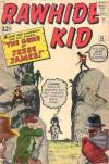 Rawhide Kid #33 Comic Books - Covers, Scans, Photos  in Rawhide Kid Comic Books - Covers, Scans, Gallery