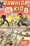 Rawhide Kid #34 Comic Books - Covers, Scans, Photos  in Rawhide Kid Comic Books - Covers, Scans, Gallery