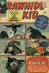 Rawhide Kid #35 Comic Books - Covers, Scans, Photos  in Rawhide Kid Comic Books - Covers, Scans, Gallery