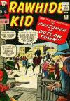 Rawhide Kid #36 Comic Books - Covers, Scans, Photos  in Rawhide Kid Comic Books - Covers, Scans, Gallery