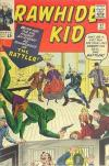 Rawhide Kid #37 Comic Books - Covers, Scans, Photos  in Rawhide Kid Comic Books - Covers, Scans, Gallery
