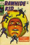 Rawhide Kid #69 comic books - cover scans photos Rawhide Kid #69 comic books - covers, picture gallery