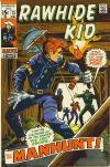 Rawhide Kid #73 comic books - cover scans photos Rawhide Kid #73 comic books - covers, picture gallery