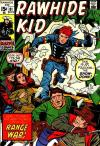 Rawhide Kid #81 comic books - cover scans photos Rawhide Kid #81 comic books - covers, picture gallery