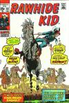 Rawhide Kid #84 Comic Books - Covers, Scans, Photos  in Rawhide Kid Comic Books - Covers, Scans, Gallery