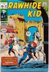 Rawhide Kid #90 comic books - cover scans photos Rawhide Kid #90 comic books - covers, picture gallery