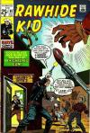 Rawhide Kid #92 comic books - cover scans photos Rawhide Kid #92 comic books - covers, picture gallery