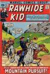 Rawhide Kid #93 comic books - cover scans photos Rawhide Kid #93 comic books - covers, picture gallery