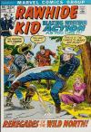 Rawhide Kid #95 comic books - cover scans photos Rawhide Kid #95 comic books - covers, picture gallery