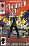Rawhide Kid #1 comic books - cover scans photos Rawhide Kid #1 comic books - covers, picture gallery
