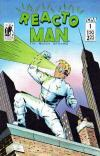 Reacto Man comic books