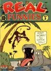 Real Funnies #3 comic books for sale