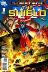Red Circle: Shield #1 comic books - cover scans photos Red Circle: Shield #1 comic books - covers, picture gallery
