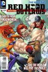 Red Hood and the Outlaws #8 comic books for sale