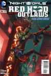 Red Hood and the Outlaws #9 comic books for sale