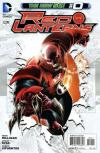 Red Lanterns #0 comic books for sale