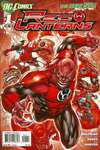 Red Lanterns comic books