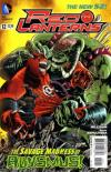 Red Lanterns #12 Comic Books - Covers, Scans, Photos  in Red Lanterns Comic Books - Covers, Scans, Gallery