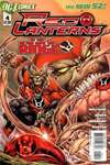Red Lanterns #4 comic books for sale