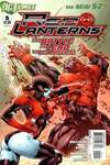 Red Lanterns #5 comic books - cover scans photos Red Lanterns #5 comic books - covers, picture gallery