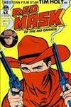 Red Mask of the Rio Grande #1 Comic Books - Covers, Scans, Photos  in Red Mask of the Rio Grande Comic Books - Covers, Scans, Gallery