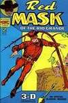 Red Mask of the Rio Grande #2 Comic Books - Covers, Scans, Photos  in Red Mask of the Rio Grande Comic Books - Covers, Scans, Gallery