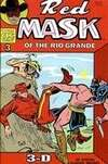 Red Mask of the Rio Grande #3 comic books - cover scans photos Red Mask of the Rio Grande #3 comic books - covers, picture gallery