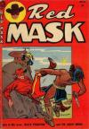Red Mask Comic Books. Red Mask Comics.