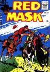 Red Mask #50 comic books - cover scans photos Red Mask #50 comic books - covers, picture gallery