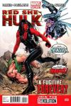 Red She-Hulk #59 comic books for sale