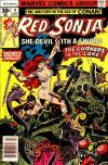 Red Sonja #4 comic books for sale