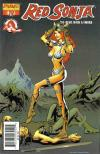 Red Sonja #19 comic books - cover scans photos Red Sonja #19 comic books - covers, picture gallery