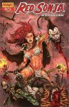 Red Sonja #32 Comic Books - Covers, Scans, Photos  in Red Sonja Comic Books - Covers, Scans, Gallery