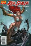Red Sonja #38 comic books - cover scans photos Red Sonja #38 comic books - covers, picture gallery