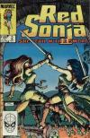 Red Sonja #2 comic books - cover scans photos Red Sonja #2 comic books - covers, picture gallery