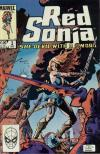 Red Sonja #3 comic books - cover scans photos Red Sonja #3 comic books - covers, picture gallery