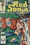 Red Sonja #4 comic books - cover scans photos Red Sonja #4 comic books - covers, picture gallery